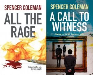 spencer coleman crime author